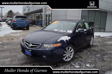 2008 Acura TSX for sale at RDM CAR BUYING EXPERIENCE in Gurnee IL
