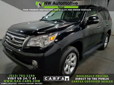 2011 Lexus GX 460 for sale at NW Automotive Group in Cincinnati OH