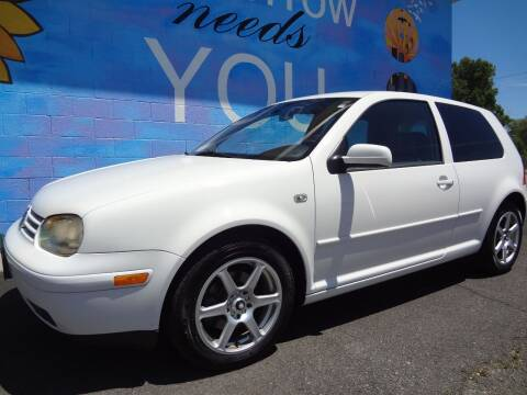 2001 Volkswagen Golf for sale at FINISH LINE AUTO SALES in Idaho Falls ID