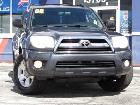2008 Toyota 4Runner for sale at VIP AUTO ENTERPRISE INC. in Orlando FL