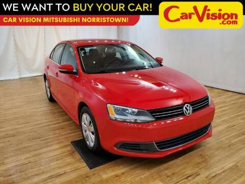 2013 Volkswagen Jetta for sale at Car Vision Mitsubishi Norristown in Trooper PA