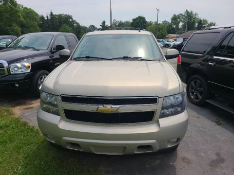 2011 Chevrolet Tahoe for sale at All State Auto Sales, INC in Kentwood MI
