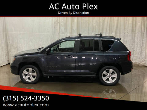 2014 Jeep Compass for sale at AC Auto Plex in Ontario NY