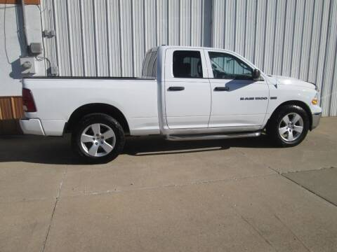 2012 RAM Ram Pickup 1500 for sale at Parkway Motors in Osage Beach MO