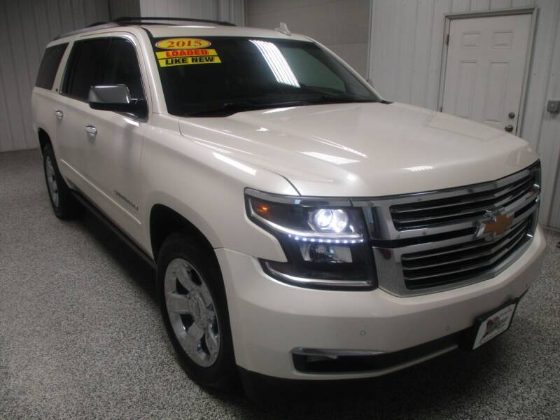 2015 Chevrolet Suburban for sale at LaFleur Auto Sales in North Sioux City SD