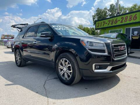 2014 GMC Acadia for sale at Empire Auto Group in Indianapolis IN