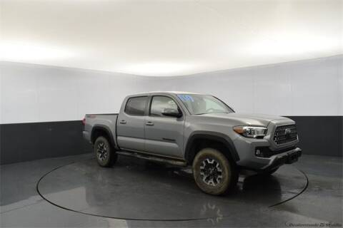 2019 Toyota Tacoma for sale at Tim Short Auto Mall in Corbin KY