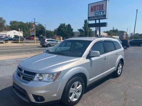 2012 Dodge Journey for sale at Motor City Sales in Wichita KS
