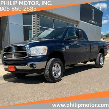 2009 Dodge Ram Pickup 2500 for sale at Philip Motor Inc in Philip SD