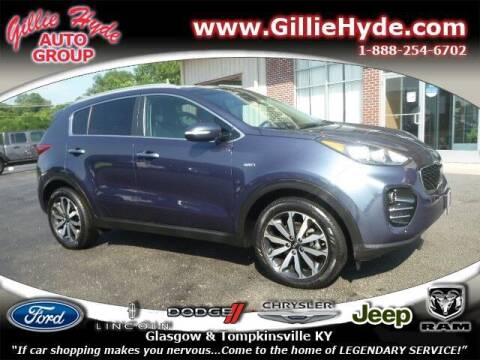 2017 Kia Sportage for sale at Gillie Hyde Auto Group in Glasgow KY