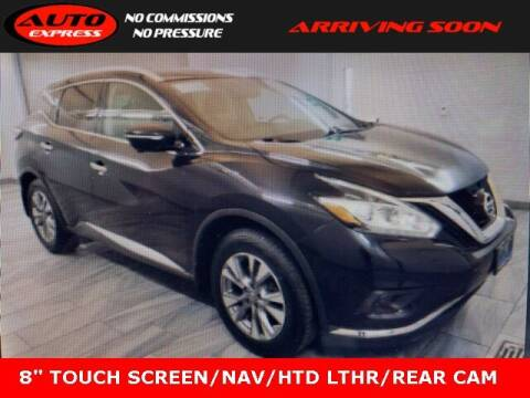 2015 Nissan Murano for sale at Auto Express in Lafayette IN