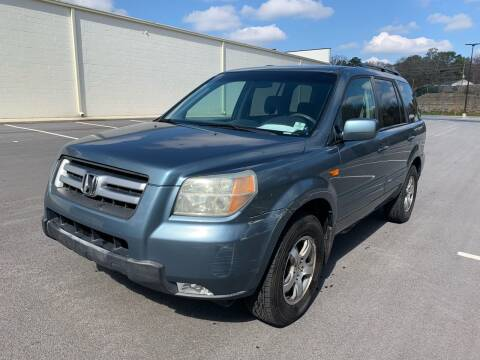 2006 Honda Pilot for sale at Allrich Auto in Atlanta GA