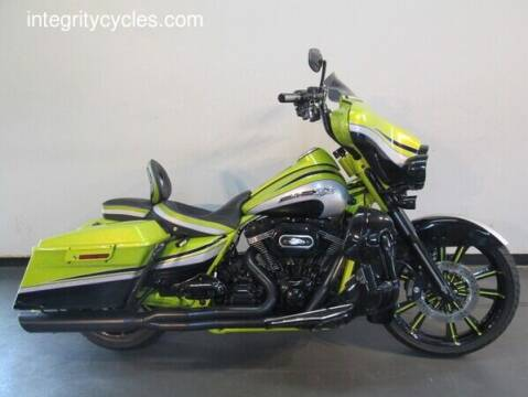 2011 Harley-Davidson CVO STREETGLIDE for sale at INTEGRITY CYCLES LLC in Columbus OH