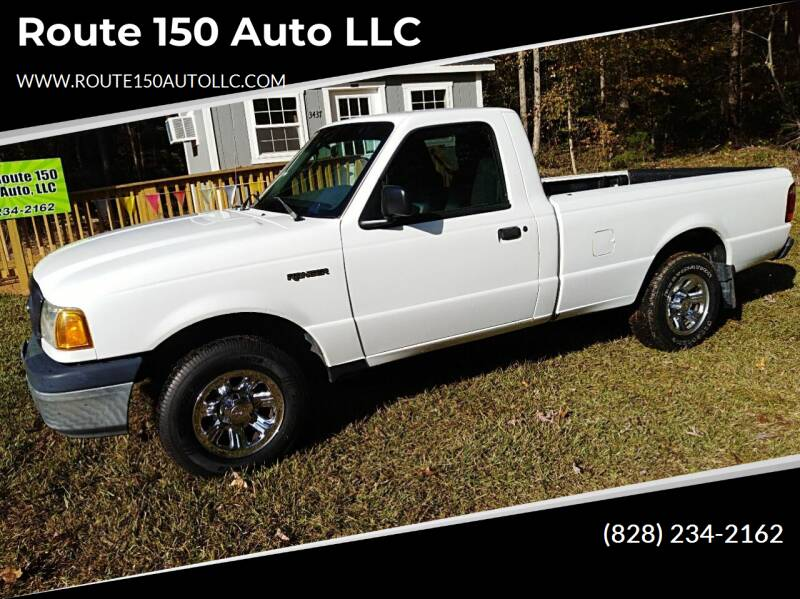 2004 Ford Ranger for sale at Route 150 Auto LLC in Lincolnton NC