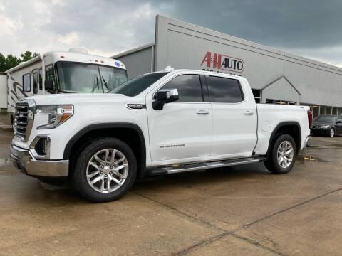 2020 GMC Sierra 1500 for sale at A & H Auto Sales in Clanton AL