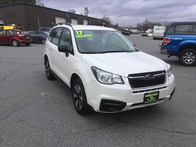 2017 Subaru Forester for sale at SHAKER VALLEY AUTO SALES - Late Models in Enfield NH