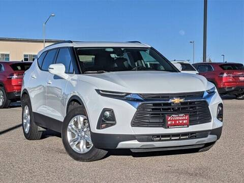 2020 Chevrolet Blazer for sale at Rocky Mountain Commercial Trucks in Casper WY