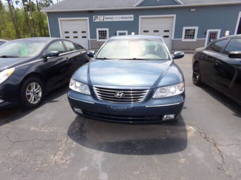 2009 Hyundai Azera for sale at Pool Auto Sales Inc in Spencerport NY