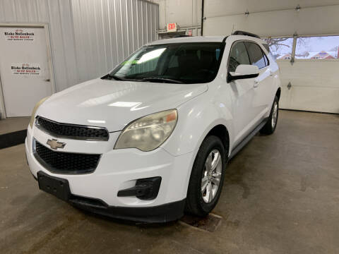 2013 Chevrolet Equinox for sale at Blake Hollenbeck Auto Sales in Greenville MI