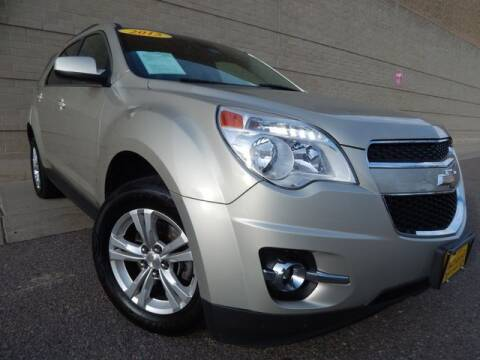 2015 Chevrolet Equinox for sale at Altitude Auto Sales in Denver CO