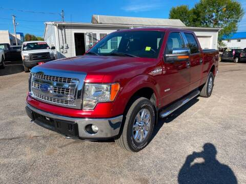 2014 Ford F-150 for sale at AutoMile Motors in Saco ME