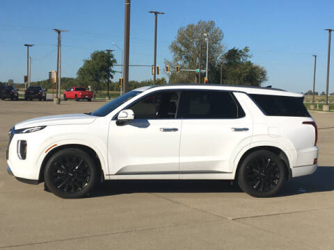 2020 Hyundai Palisade for sale at LANDMARK OF TAYLORVILLE in Taylorville IL
