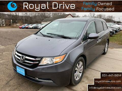 2014 Honda Odyssey for sale at Royal Drive in Newport MN