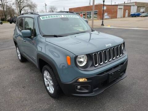 2018 Jeep Renegade for sale at LeMond's Chevrolet Chrysler in Fairfield IL