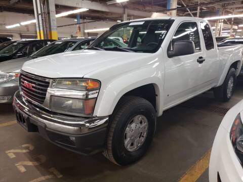2006 GMC Canyon for sale at A-1 Auto in Pepperell MA