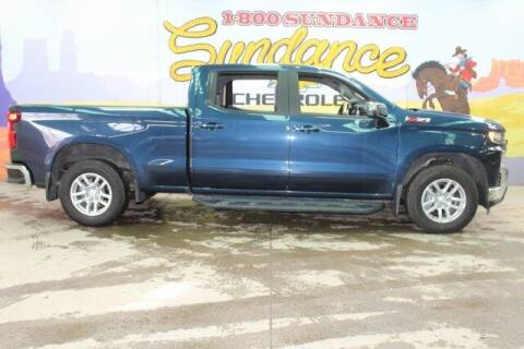 2019 Chevrolet Silverado 1500 for sale at Sundance Chevrolet in Grand Ledge MI