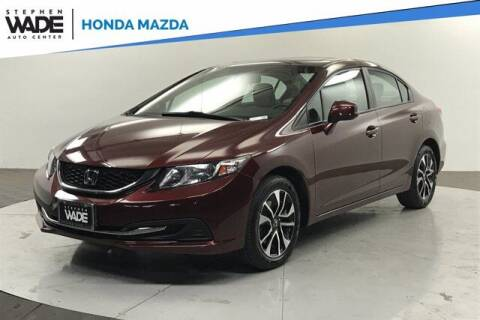 2013 Honda Civic for sale at Stephen Wade Pre-Owned Supercenter in Saint George UT