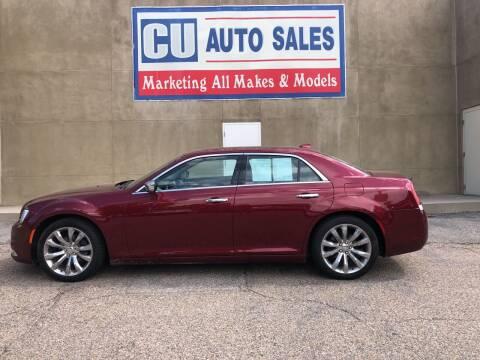 2019 Chrysler 300 for sale at C U Auto Sales in Albuquerque NM