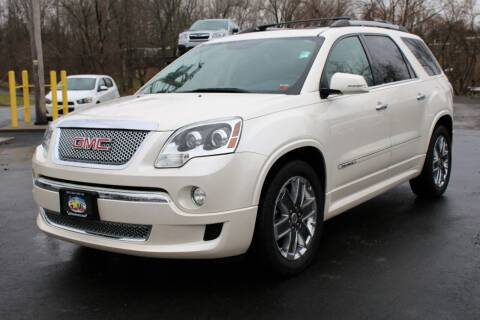 2011 GMC Acadia for sale at Great Lakes Classic Cars & Detail Shop in Hilton NY