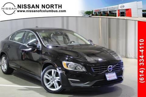 2015 Volvo S60 for sale at Auto Center of Columbus in Columbus OH