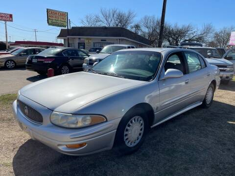 2002 Buick LeSabre for sale at Texas Select Autos LLC in Mckinney TX