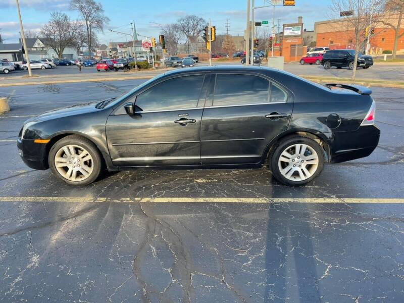 2009 Ford Fusion for sale at Your Car Source in Kenosha WI