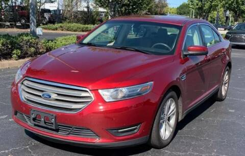 2015 Ford Taurus for sale at Family First Auto in Spartanburg SC