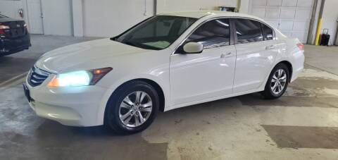 2011 Honda Accord for sale at Klika Auto Direct LLC in Olathe KS