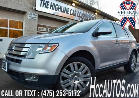 2010 Ford Edge for sale at The Highline Car Connection in Waterbury CT