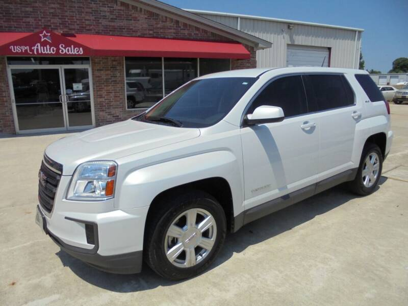 2016 GMC Terrain for sale at US PAWN AND LOAN in Austin AR