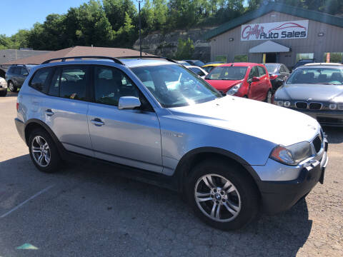 2004 BMW X3 for sale at Gilly's Auto Sales in Rochester MN