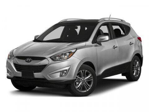 2015 Hyundai Tucson for sale at DAVID McDAVID HONDA OF IRVING in Irving TX