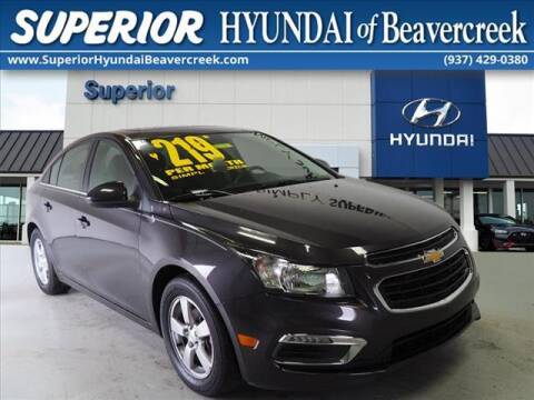 2016 Chevrolet Cruze Limited for sale at Superior Hyundai of Beaver Creek in Beavercreek OH