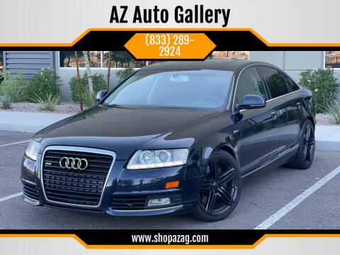 2010 Audi A6 for sale at AZ Auto Gallery in Mesa AZ