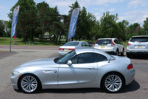 2012 BMW Z4 for sale at GEG Automotive in Gilbertsville PA
