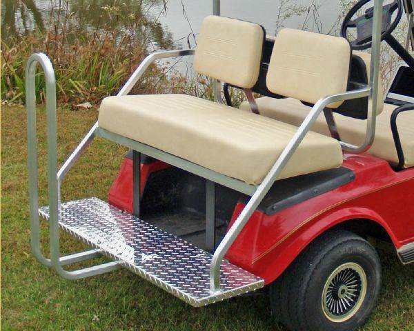 M&M Std Rear Seat DS for sale at Jim's Golf Cars & Utility Vehicles - Accessories in Reedsville WI