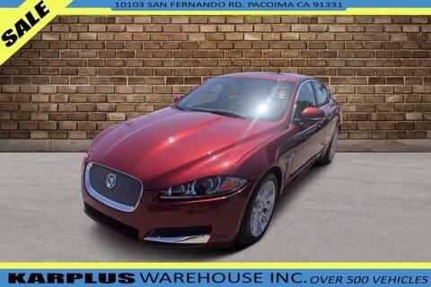2013 Jaguar XF for sale at Karplus Warehouse in Pacoima CA