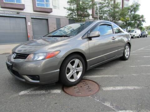 2007 Honda Civic for sale at Boston Auto Sales in Brighton MA