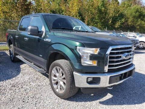 2016 Ford F-150 for sale at Hickory Used Car Superstore in Hickory NC