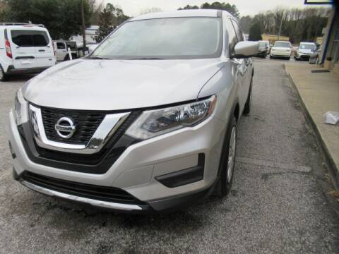 2017 Nissan Rogue for sale at Southern Auto Solutions - 1st Choice Autos in Marietta GA